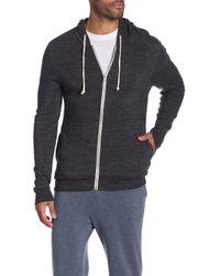 Alternative Apparel - Basic Fleece Zip Hoodie - Lyst
