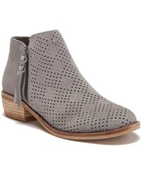 Dolce Vita - Sydnie Suede Ankle Boot - Lyst