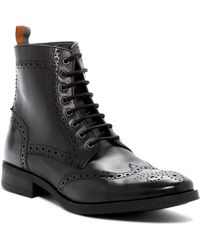 Frank Wright - Cypress Brogued Boot - Lyst