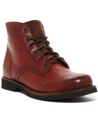 Frye - Roland Lace-up Boot - Lyst