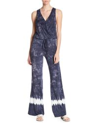 Young Fabulous & Broke - Val Tapered Leg Jumpsuit - Lyst
