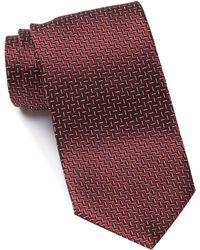 Z Zegna - Silk Dash Tie - Lyst