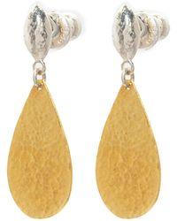 Gurhan - Pear Flake Earrings - Lyst