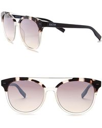 Kenneth Cole Reaction - 54mm Injected Sunglasses - Lyst