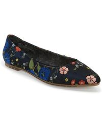 Me Too - Aimee Floral Flat - Wide Width Available - Lyst
