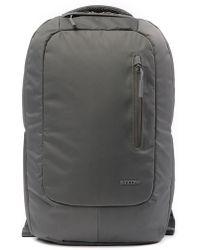 Incase - Nylon Lite Faux Fur Lined Backpack - Lyst