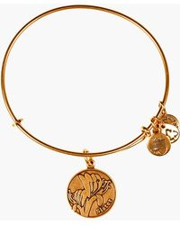 ALEX AND ANI - 'sister' Expandable Wire Bangle - Lyst