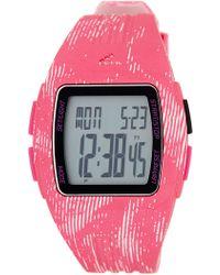 adidas Originals - Unisex Duramo Digital Display Watch - Lyst