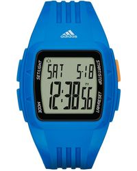 adidas Originals - Unisex Duramo Mid Lcd Watch - Lyst
