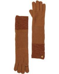 Anne Klein - Long Gloves - Lyst