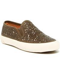 Aerin - Marsden Cutout Slip-on Shoe - Lyst