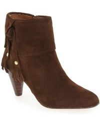 Corso Como - 'amber' Pointy Toe Boot - Lyst