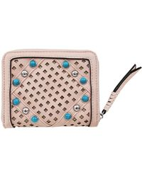 Chinese Laundry - Ayo Beaded Wallet - Lyst