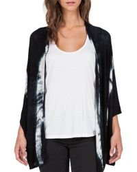 Volcom - 'highest Highs' Tie-dye Wrap - Lyst
