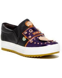 Ivy Kirzhner - Bertha Embellished Slip-on Trainer - Lyst