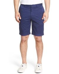 Bobby Jones - Stretch Twill Shorts - Lyst