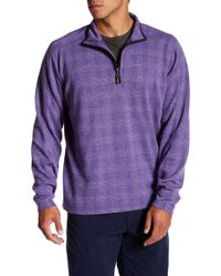 Bobby Jones - Long Sleeve Xh2o Amherst Pullover - Lyst