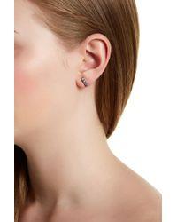 Botkier - Embellished Bar Drop Earrings - Lyst