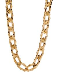 Botkier - New Link Necklace - Lyst