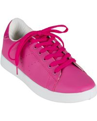 Wanted - Brady Lace-up Trainer - Lyst