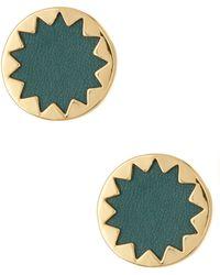 House of Harlow 1960 - Sunburst Button Earrings - Lyst