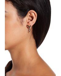 House of Harlow 1960 - Astrea Stone Ear Jacket Earrings - Lyst