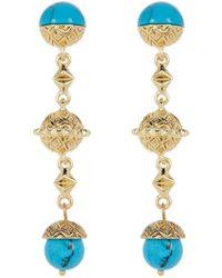 House of Harlow 1960 - Cairo Drop Earrings - Lyst