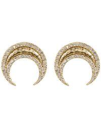 House of Harlow 1960 - Gift Of Iah Stud Earrings - Lyst