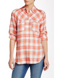 Ace Delivery - Plaid Button Down - Lyst
