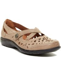 Cobb Hill - Pippa Criss-cross Mary Jane Flat - Lyst