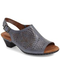 Cobb Hill - 'ainsley' Slingback Sandal - Wide Width Available - Lyst