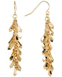 Catherine Malandrino - Sunburst Bar Drop Earrings - Lyst