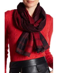 Blue Pacific - Fall Winter Cashmere Blend Scarf - Lyst