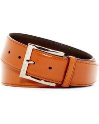 A.Testoni - Lux Calf Leather Belt - Lyst