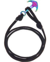 Cole Haan - Paracord Anchor Wrap Bracelet - Lyst