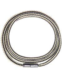Cole Haan - Paracord Wrap Bracelet - Lyst