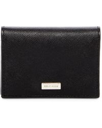 Cole Haan - Gusseted Leather Pouch - Lyst