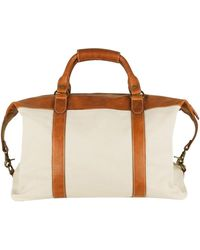 Cole Haan - Canvas Duffle Bag - Lyst