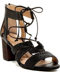 Ellen Tracy - Clove Block Heel Sandal - Lyst