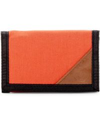 Volcom - Circle Stone Hook-and-loop Wallet - Lyst