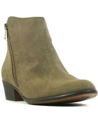Chelsea Crew - Dundy Zip-up Ankle Boot - Lyst