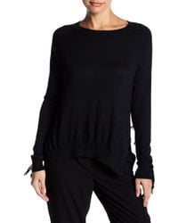 Yoana Baraschi - City Of Lights Boyfriend Fringe Sweater - Lyst