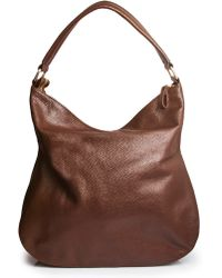 Erica Anenberg - Franklin Leather Hobo - Lyst