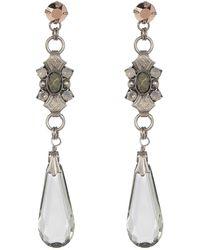 Sorrelli - Empress Jewel Drop Earrings - Lyst