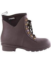 Roma - Evol Matte Waterproof Rain Boot - Lyst