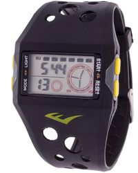 Everlast   Unisex Accented Plastic Strap And Case Watch   Lyst