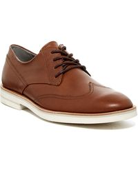 CALVIN KLEIN 205W39NYC - Will Leather Wingtip - Lyst