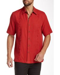 Nat Nast - Canon Short Sleeve Regular Fit Shirt - Lyst