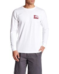 Jack O'neill - Sailfish Graphic Long Sleeve Tee - Lyst