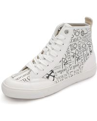 Christian Lacroix - Byanca High Top Sneaker - Lyst